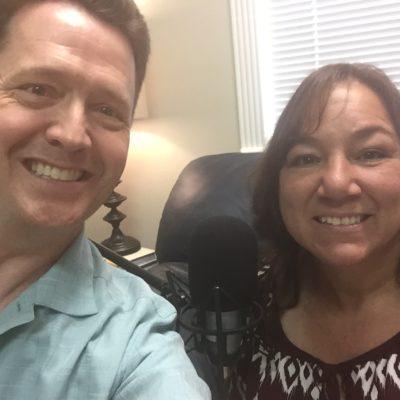 Donna Hesleph at Live On Purpose Radio