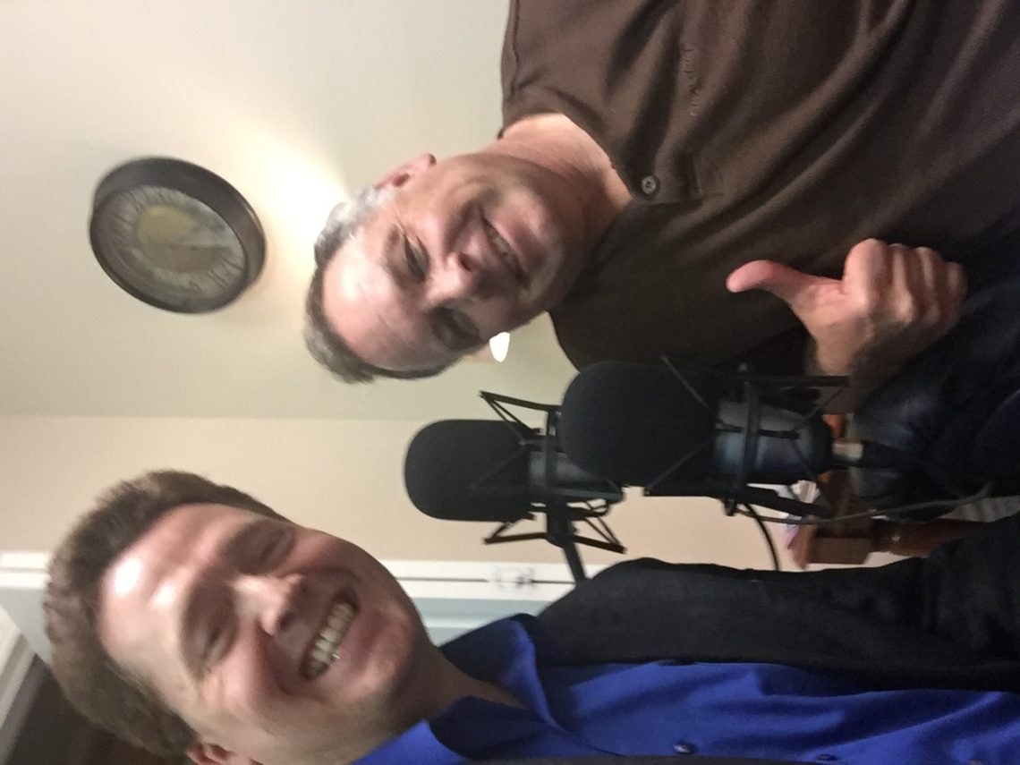 Jeff Shoop at Live On Purpose Radio