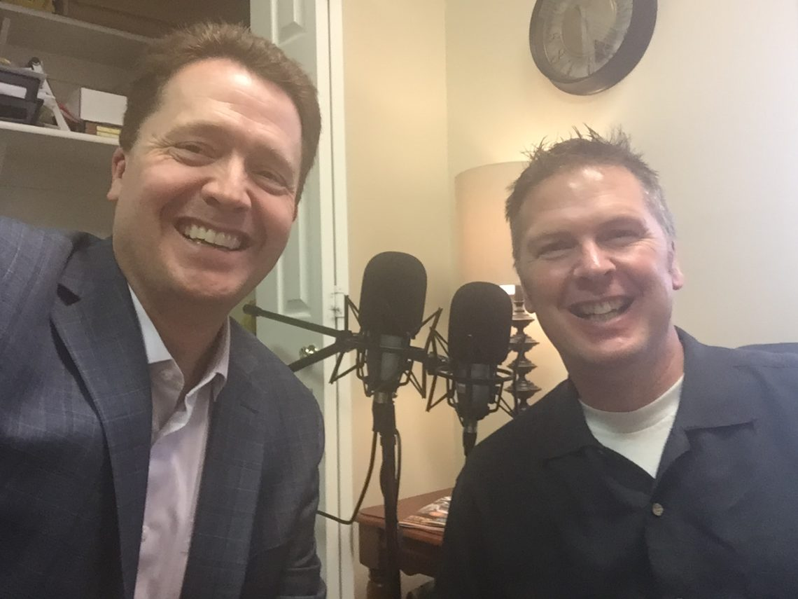 Scott Wilhite at Live On Purpose Radio
