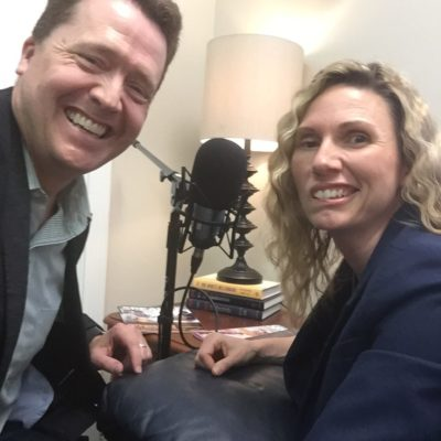 Jodi Orgill Brown at Live On Purpose Radio