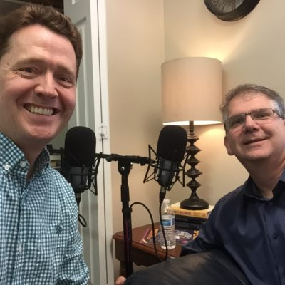 Bart Merrell at Live On Purpose Radio