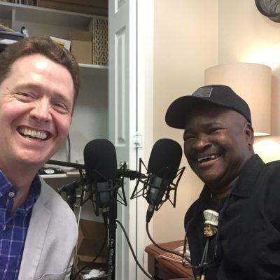 Chef Joe Hicks at Live On Purpose Radio